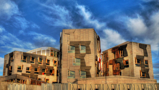 """Scottish Parliament Building"" (CC BY-NC 2.0) by Fulla T"